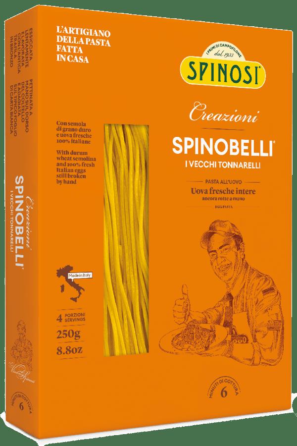 Spinobelli uovo 250gr Spinosi