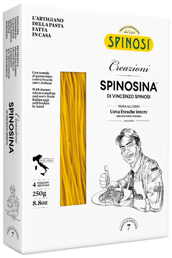 Spinosina uovo 250gr Spinosi