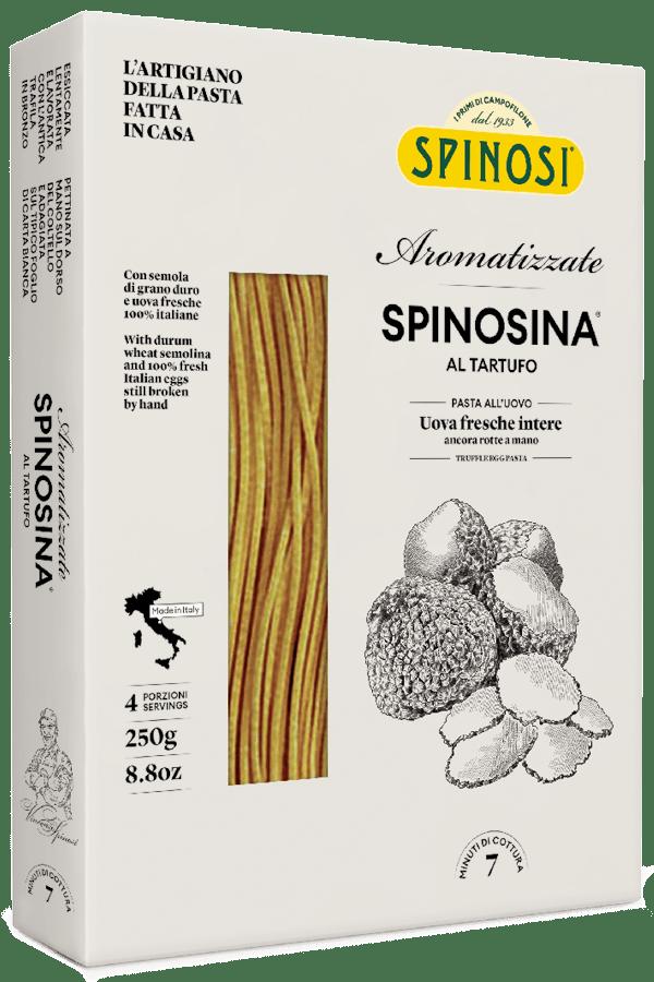 Spinosina uovo al tartufo 250gr Spinosi